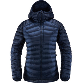 Haglöfs Essens Down Hood Women Tarn Blue